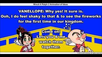 Wreck-It Ralph 2 Animation of Ideas 9