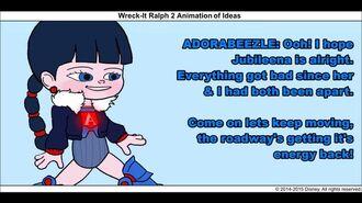 Wreck-It Ralph 2 Animation of Ideas 11