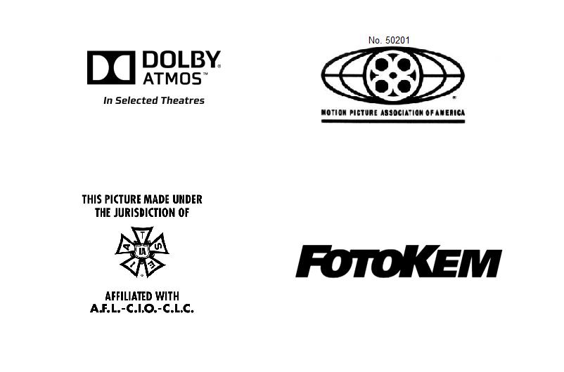 Zootopia Logo credits