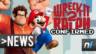 Wreck-It Ralph 2 Confirmed by John C. Reilly - Will Mario Be in It?