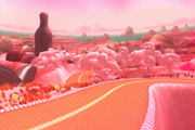 Sugar Rush Speedway Background