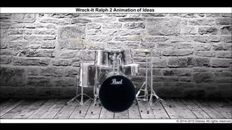 Wreck-It Ralph 2 Animation of Ideas 7
