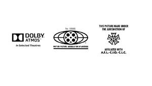 Moana Logo credits