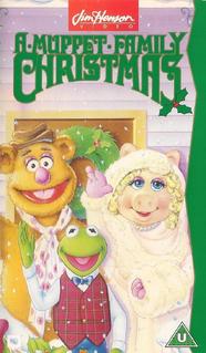 Muppet Family Christmas.A Muppet Family Christmas Walt Disney Videos Uk Wiki