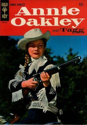 Annie Oakley And Tagg Vol 1 1