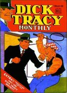 Dick Tracy Monthly Vol 1 1