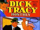 Dick Tracy Monthly Vol 1