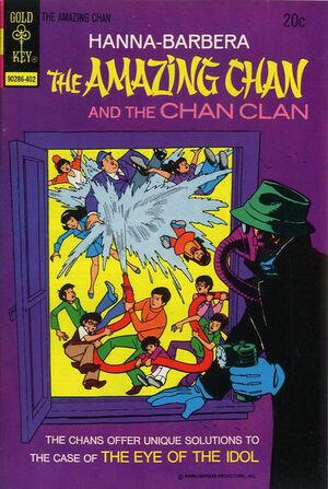 Amazing Chan & the Chan Clan Vol 1 4
