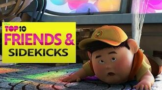 Disney Top 10 Friends & Sidekicks