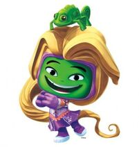 Disney Universe - Rapunzel