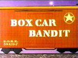 Box Car Bandit