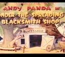 Under the Spreading Blacksmith Shop