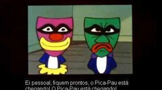 O Halloween do Pica-Pau (Legendado) Spook-A-Nanny
