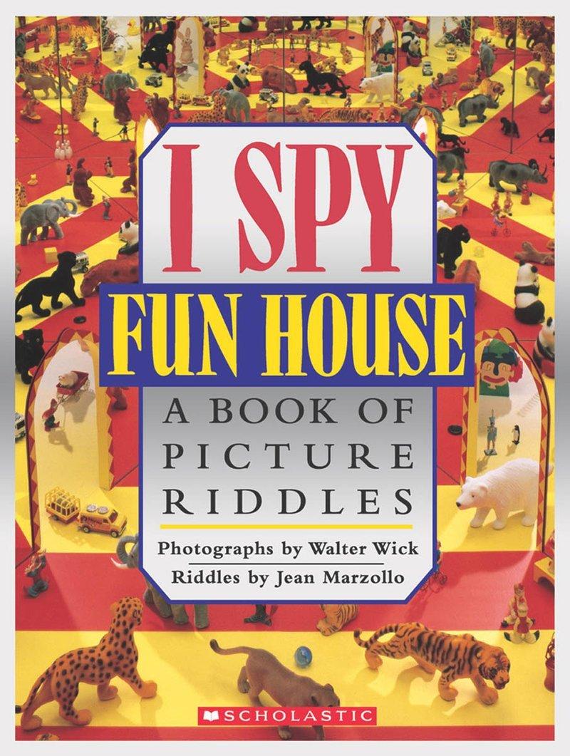 I Spy Fun House | Walter Wick Wiki | FANDOM powered by Wikia