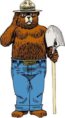 File:Smokey bear saluting.jpg