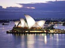 Sydney opera house design influences on personality