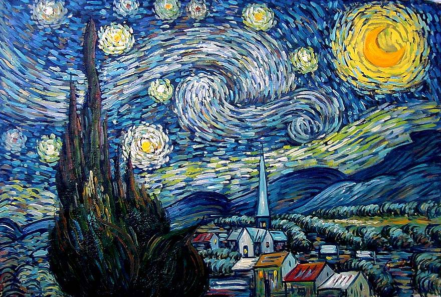 starry night meaning