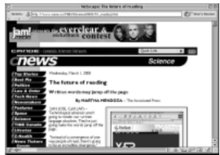 Webpage sample