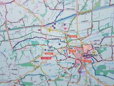 Kaart Beekdorp
