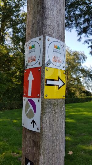 Routes Gildehaus