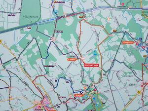 Kaart Volthe