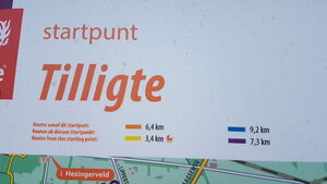 Routes Tilligte 1