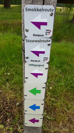 Routes Snippert 1