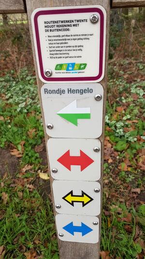 Routes Lonnekermeer 1