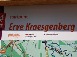 Routes Erve Kraesgenberg 2