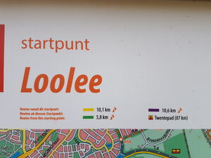 Routes Loolee 2