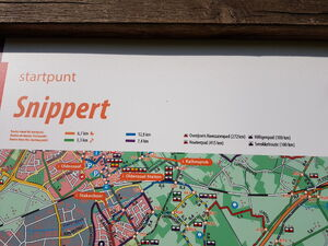 Routes Snippert 2