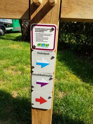 Routes Erve Kraesgenberg 1
