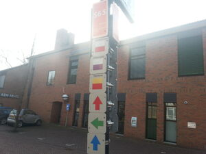 Oldenzaal routes