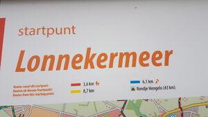 Routes Lonnekermeer 2