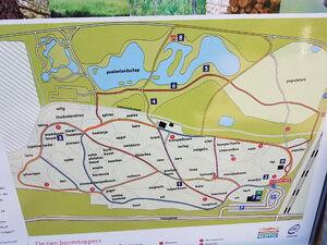 Kaart Poort-Bulten 3