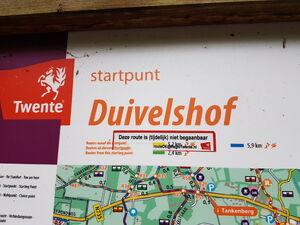 Routes Duivelshof 2