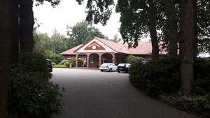 Hotel restaurant Driland
