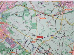 Kaart Loolee