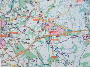 Kaart Poort-Bulten 2