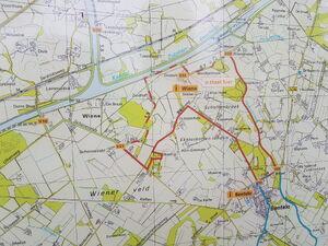 Kaart Wiene