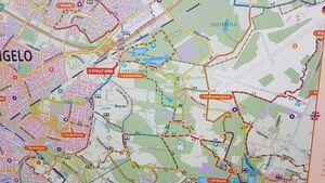 Kaart Lonnekermeer