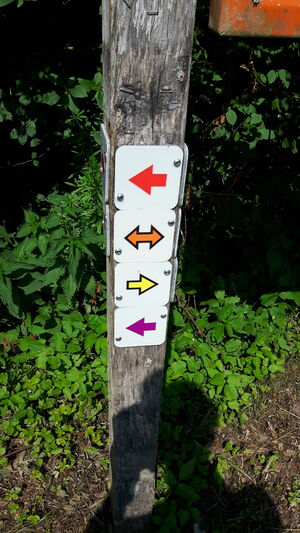 Routes Schiphorst-Schiffhorst