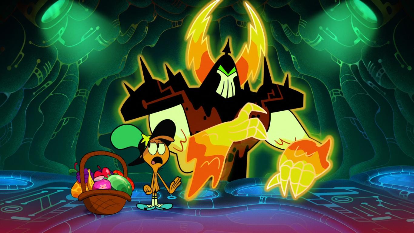 Злее Злыдня (скриншот эпизода)