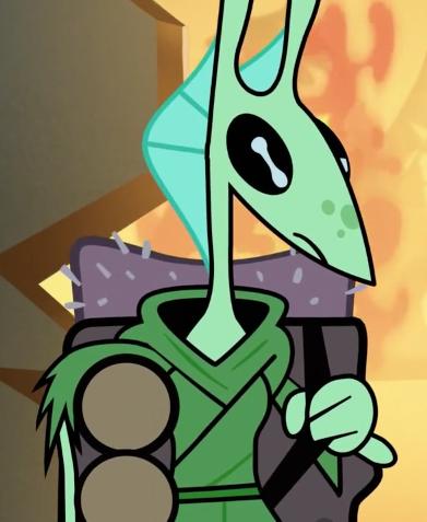 Мелоди (скриншот персонажа)