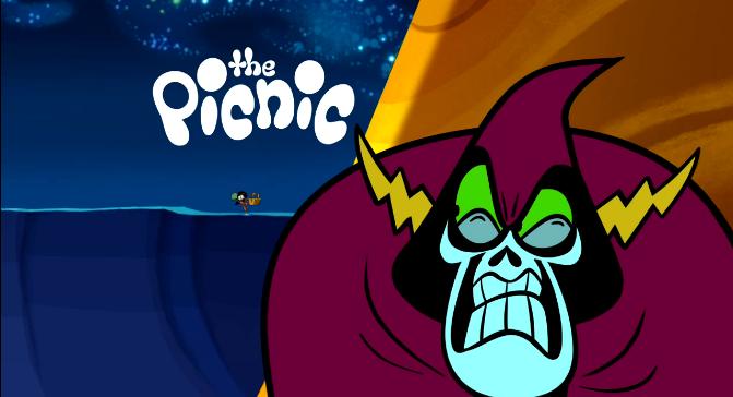 Пикник (скриншот эпизода)