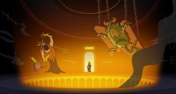 Уволен (скриншот эпизода)
