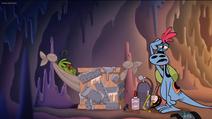 Постельный режим (скриншот эпизода)