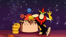 Новая игрушка (скриншот эпизода)