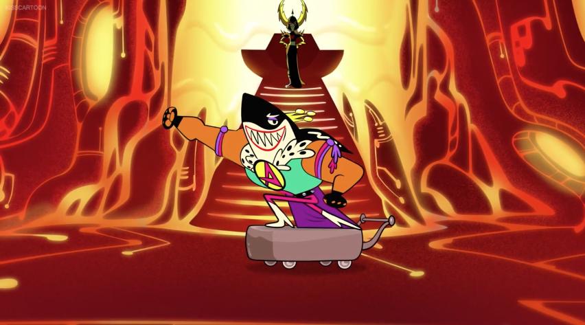 Лихач (скриншот эпизода)