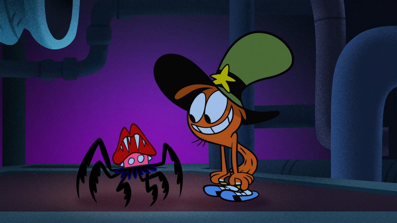 Питомец (скриншот эпизода)